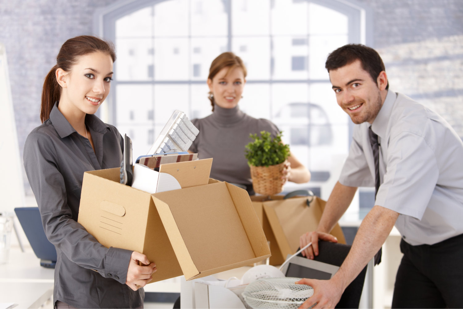 Business removals company Ireland. Business relocation service