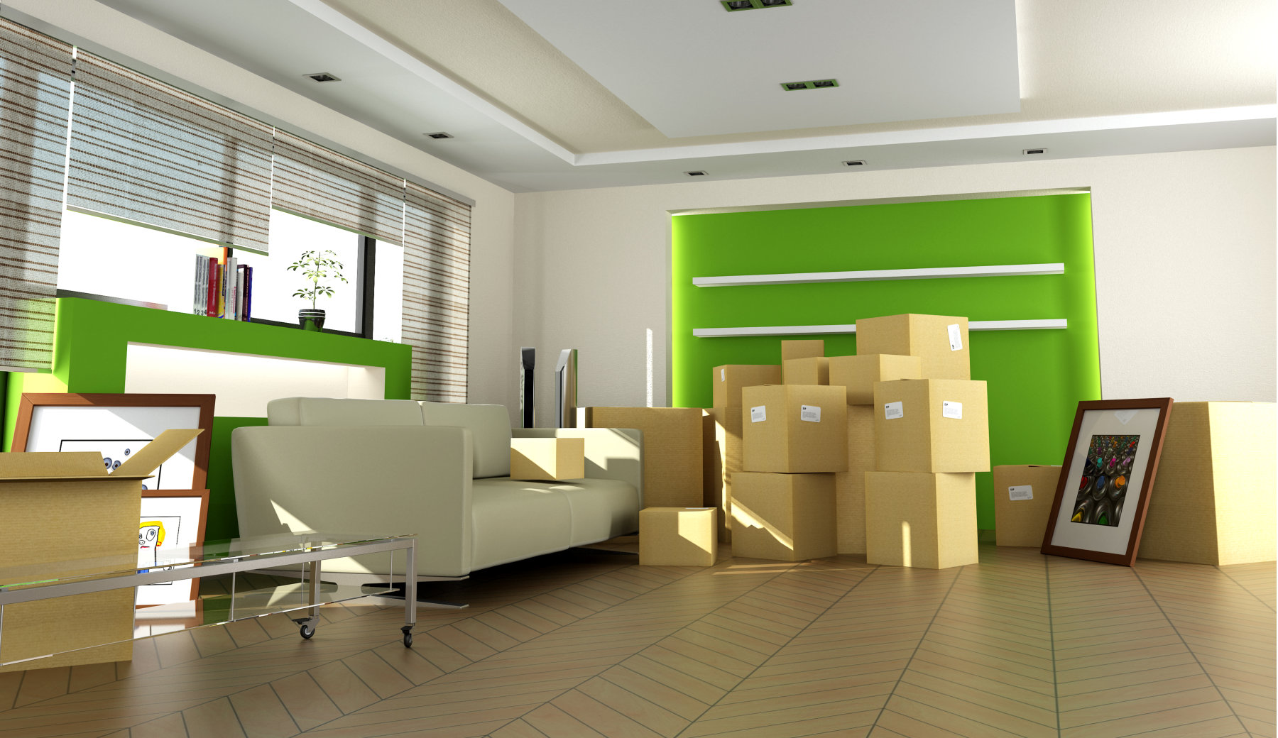 careful and professional house removals company Ireland
