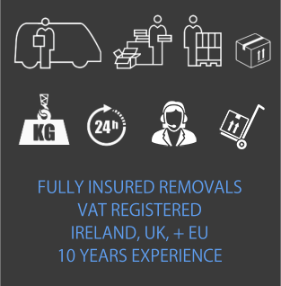 House & Furniture Removals Ireland