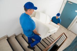 furniture removals Ireland, moving furniture man and van